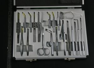 Ophthalmic Operation Instrument Set, China Ophthalmic Surgical Set pictures & photos