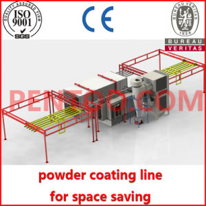 Customize Powder Coating Line with High Performance pictures & photos