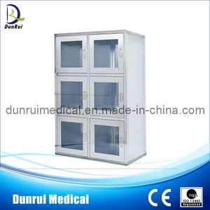 Stainless Steel Medical Cabinet (DR-387)