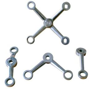 Wall Spiders, Stainless Steel Fitting (JKL-121)