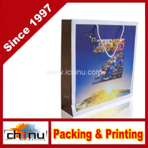 Art Paper / White Paper 4 Color Printed Bag (2244) pictures & photos