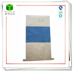 Seam Open Mouth Bottom Paper Bag Packing Building Materials pictures & photos