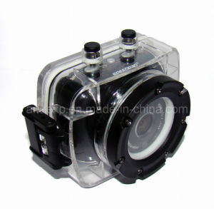 HD720p Waterproof Sport Wearable Camcorder/Action Camera (200AE)