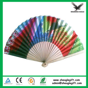 Promotional Paper Craft Hand Fan Use Greek Party Decorations pictures & photos