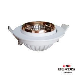 7W 12W 18W 20W 40W Recessed Round LED Dowlight Parts