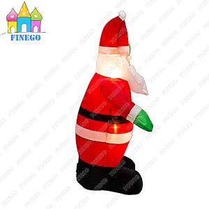 Indoor Party Outdoor LED Light Christmas Inflatable Santa Claus pictures & photos