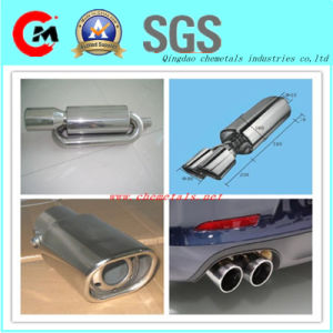 Finely Processed Exhaust Muffler pictures & photos