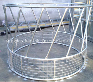 Galvanized Round Hay Feeder with High Quality and Best Price pictures & photos