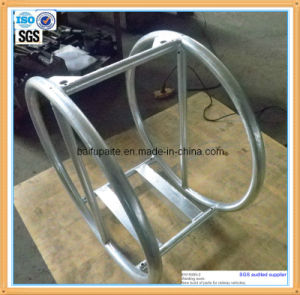 Galvanized Steel Pipe Circle Rack pictures & photos