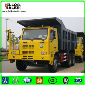 Sinotruk 6X4 HOWO Mining Tipper Dump Trucks pictures & photos