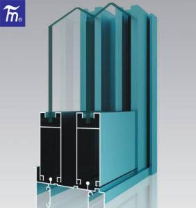 Toma Aluminium Sliding Window Profiles pictures & photos