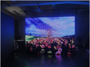 P16 Indoor Mesh Stage Background Good Price LED Screen Display pictures & photos