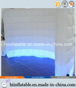 2015 Hot Selling LED Lighting Inflatable Wall 002for Celebration, Club Decoration