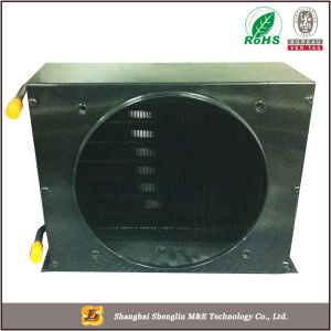 Heat Pump Condenser Coils with RoHS Certification pictures & photos