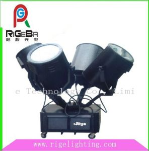 Four Heads Moving Head Searchlight pictures & photos