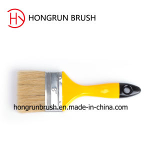 Paint Brush with Plastic Handle (HYP041) pictures & photos