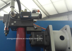 China Good Price Hydraulic CNC Press Brake (PBH-100Ton/4000mm) pictures & photos