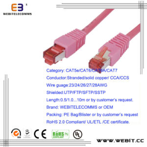 CAT6A Patch Cord/Patch Cable pictures & photos