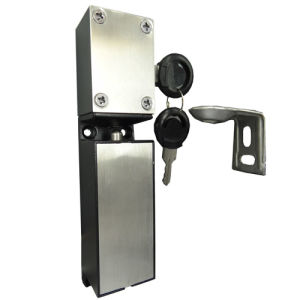 Zinc Alloy Electric Cabinet Lock with Master Key (MA1203E) pictures & photos
