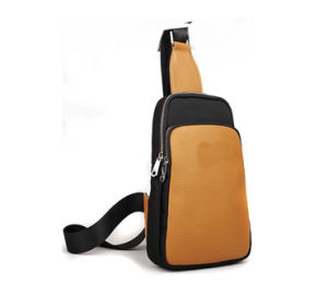 High Quality Leather Men Crossbody Bag (B75746) pictures & photos