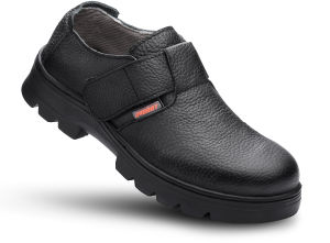 Rubber Outsole Super Chemical Resistant Safety Shoes