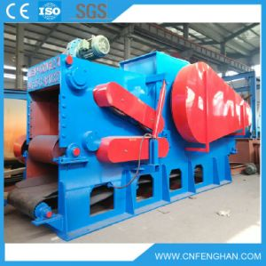 Ly-2113b 50-55t/H Drum Type Wood Chipper / Wood Chips Making Machine Ce Approved pictures & photos