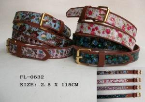 Fashion PU Belt for Lady (FL-0326)