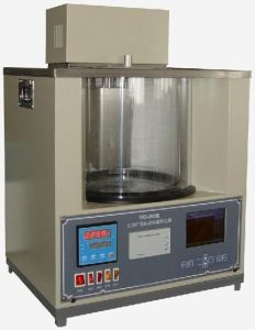 Gd-265h ASTM D445 Intelligent Kinematic Viscometer Kv Bath Test Apparatus pictures & photos