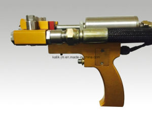Electric Pistols Recharge PU Machine pictures & photos