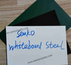 Prepainted Whiteboard Steel for Europe pictures & photos