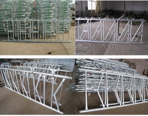 Hot Dipped Galvanized Cattle Headlock Panels, Cattle Freestall pictures & photos