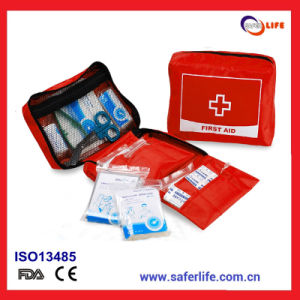 Mini Personal Nylon First Aid Kit for Promotion pictures & photos