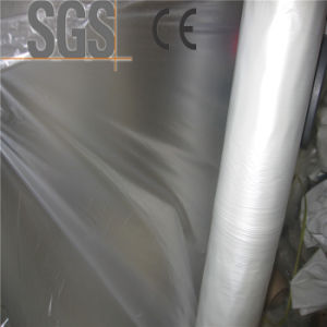 PE Material Pre-Stretch Perforated UV Resistant Greenhouse Agriculture Film pictures & photos