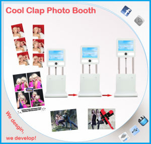2013 New Portable Photo Booth Machine for Wedding, Party, Events Rental Service