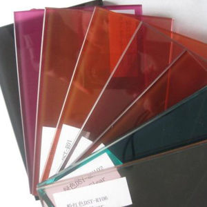 Colored Float Glass pictures & photos