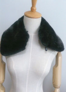 Natural Fur Collar Rabbit Fur Es1503-13 pictures & photos