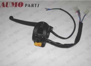 Motorcycle Left Handle Switch Assy for Bt49qt-9 Motorcycle Parts pictures & photos