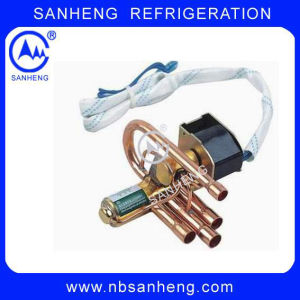 China Manufacturer of 4 Way Reversing Valve (DSF-4U) pictures & photos