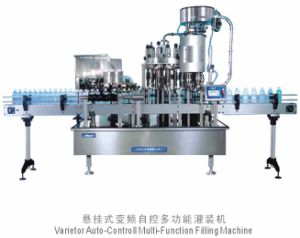 Varietor Auto-Controll Multi-Function Filling Machine pictures & photos