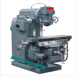 Vertical Knee -Type Milling Machine  (X5032A -320X1320)