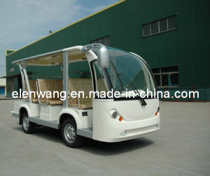 Electric Tourist Carts with 6seats pictures & photos
