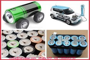 Maintenance Free Solar/ Auto Battery Laser Welder Fiber Laser pictures & photos