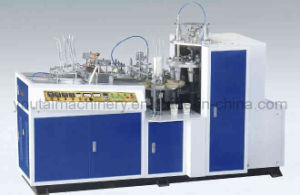 Full Automatic Paper Cup Forming Machine (YT-Ll) pictures & photos