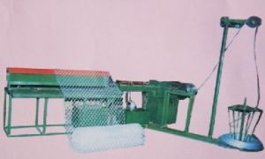 Semi-Automatic Chain Link Fence Machine (SH-15) pictures & photos