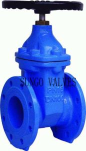DIN Handwheel Operation Gate Valve pictures & photos