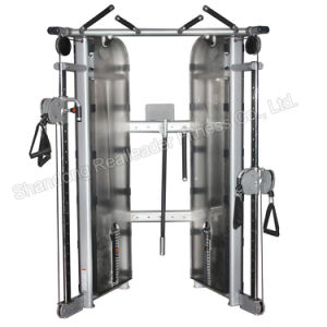 Multi Life Fitness Machine Dual Adjustable Pulley Home Gym Equipment pictures & photos