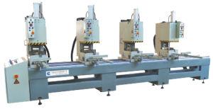 PVC Window Automatic Four Head Welding Machine (SHZA/V4)