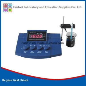 Dds-11c Conductivity Meter Tabletop Made in China Low Price pictures & photos