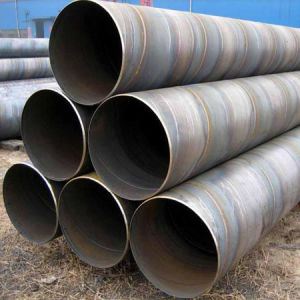ERW &Spiral Steel Pipe pictures & photos