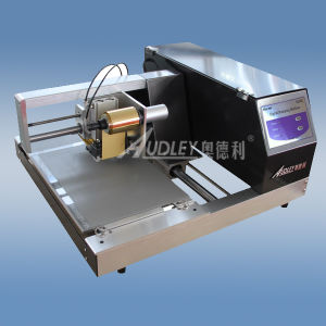 Flatbed Digital Hot Foil Printing Machine for Leather, Name Card and Paper pictures & photos